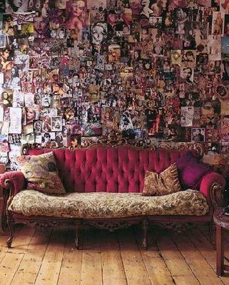Hoe maak je een foto muur collage maken e2a - Hoe maak je een woonkamer ...